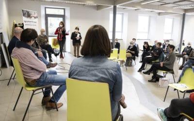 Une journée d'échanges sur l'agriculture sociale pour la semaine de la santé mentale : synthèse, présentations et photos
